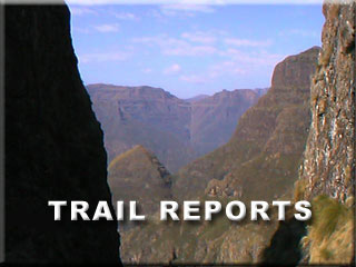Trail Reports - Drakensberg photo